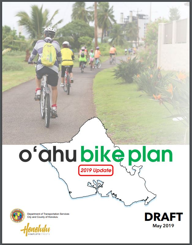 Oahu Bike Plan