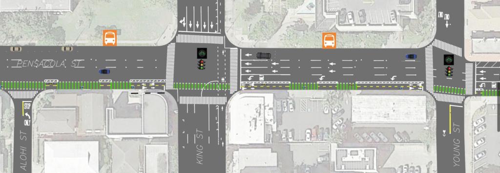 Image: Honolulu Complete Streets